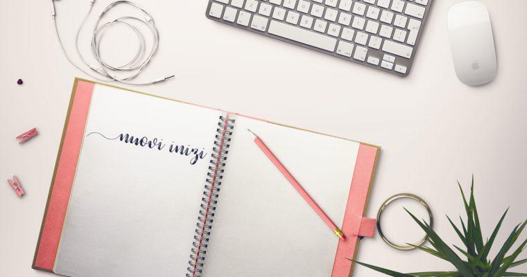 Nuovi inizi: perché riparto dal mio blog e dalla Digital Strategy