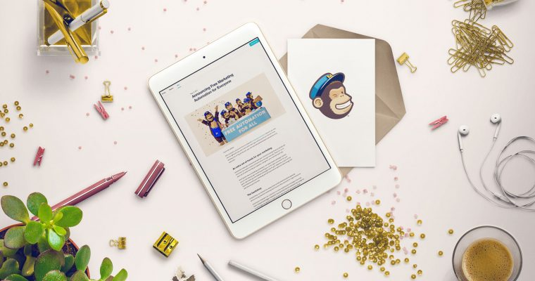 Mailchimp: Automation gratis per tutti