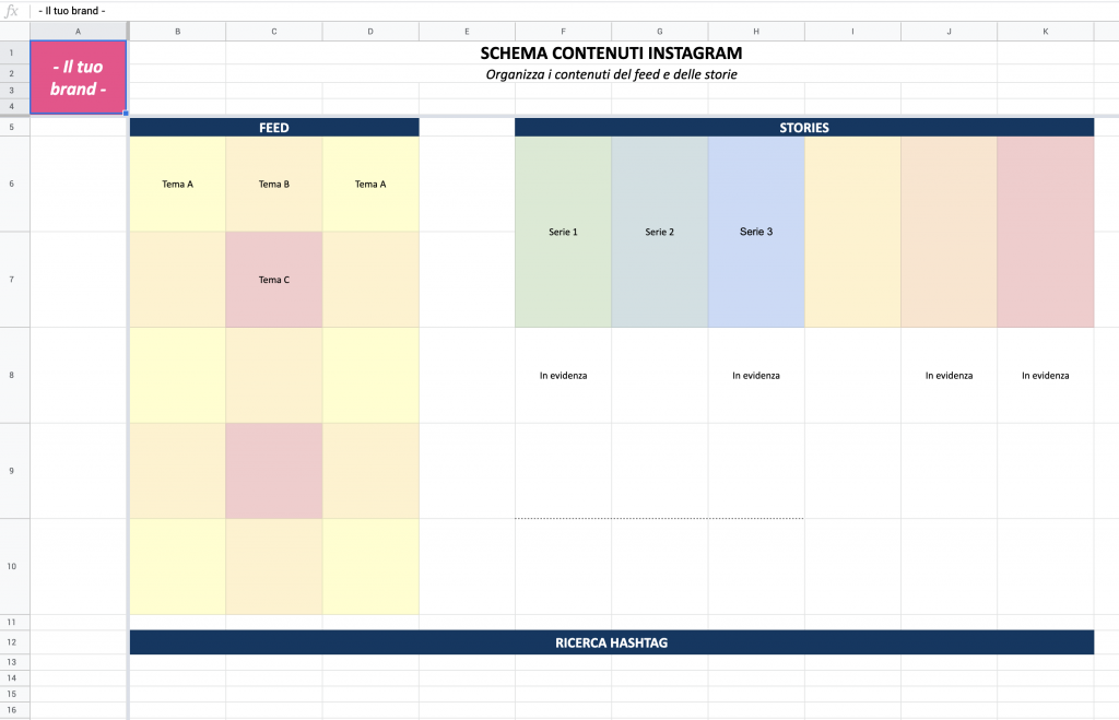 Il calendario Web & Social gratuito 2021 – Kikaweb